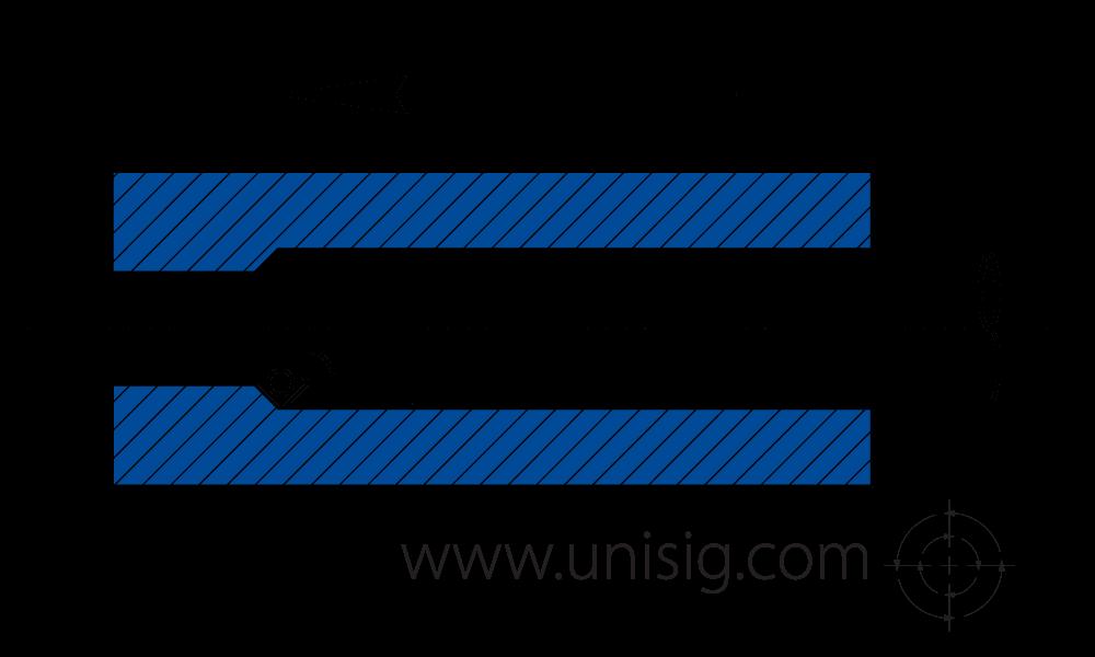 counter boring operation diagram