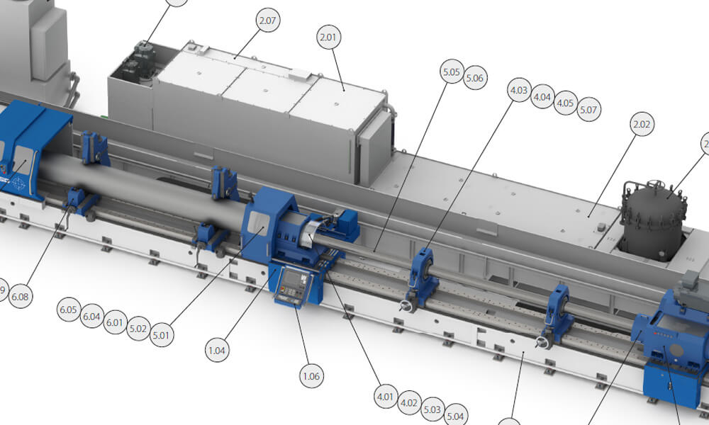 deep hole drilling machine reference