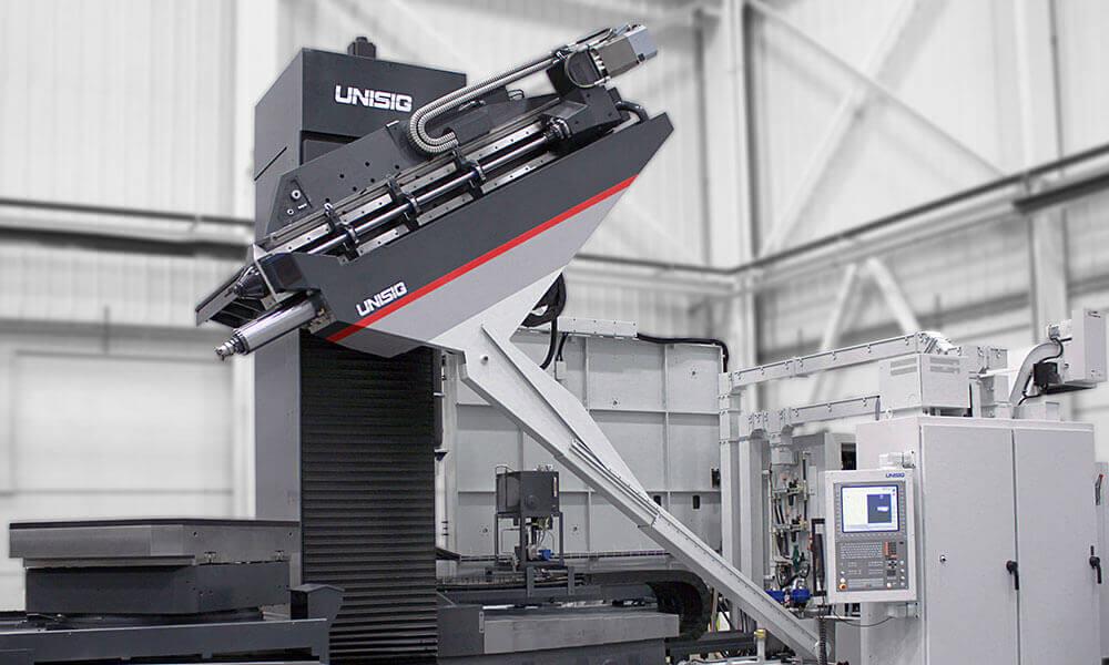 UNISIG drilling and machining mold machine