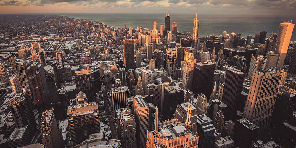chicago internationaler flughafen zimmer