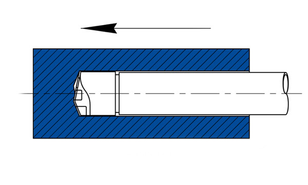 deep hole drilling diagram