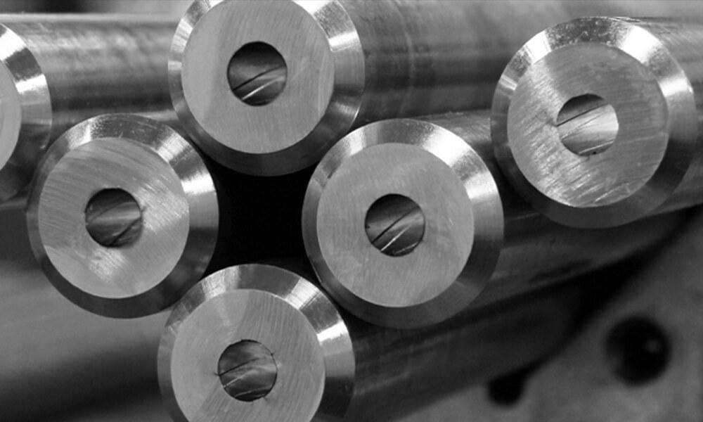 production rifled barrels on UNISIG machines