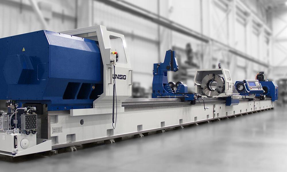 New B850 Machine Technology