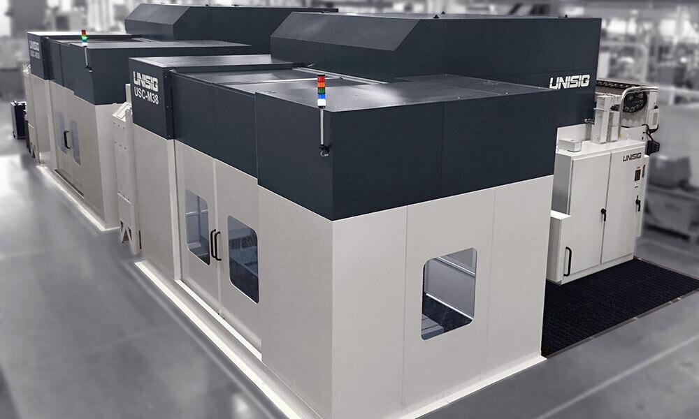 multi machine mold manufacturing