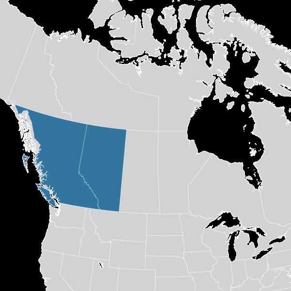 deep hole drilling western canada