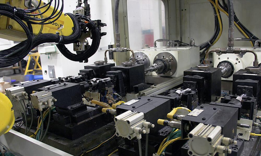 refurbished multi spindle gundrilling machine for sale