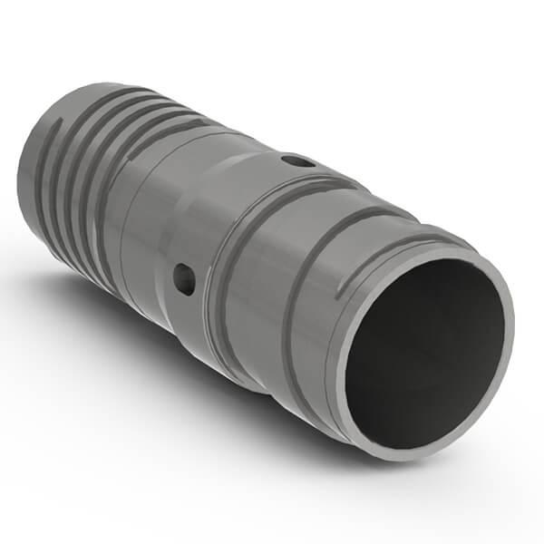 BTA drill tube type adapter
