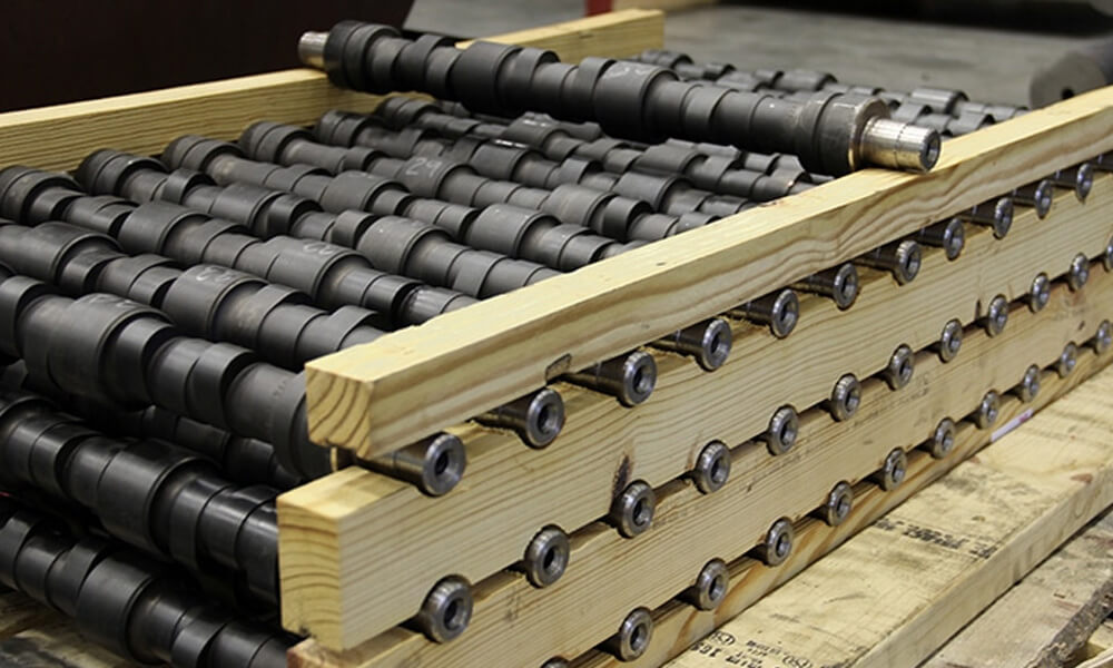 Deep Hole Drilling Aids Change in Auto Manufacturing